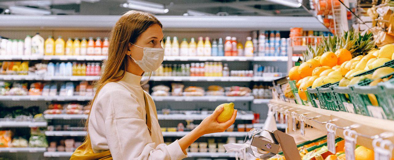 ایمنی مواد غذایی در طی فراگیر شدن بیماری کوید 19
